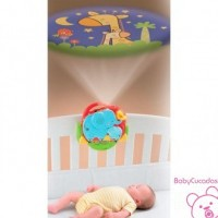 PROYECTOR MUSICAL DULCES SUEÑOS FISHER PRICE