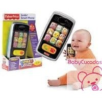 TELEFONO DIVERTECLAS 6-36 M FISHER-PRICE