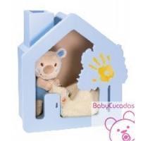 BABYART TEDDY'S HOUSE