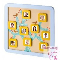BABYART FAMILY TREE FRAME