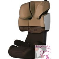 SILLA DE COCHE SOLUTION X-FIX CINNAMON CYBEX