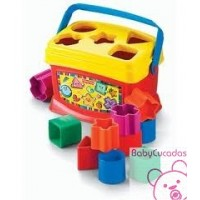 BLOQUES INFANTILES +6 M FISHER-PRICE