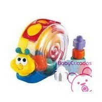 CARACOL BLOQUES Y MÚSICA +6 M FISHER-PRICE
