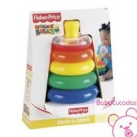 PIRAMIDE BALANCEANTE +6 M FISHER-PRICE