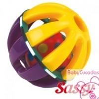 BOLA CASCABEL 6+ SASSY