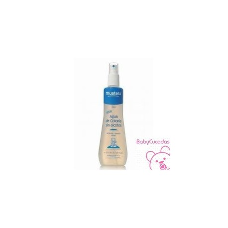 AGUA DE COLONIA 200 ML MUSTELA