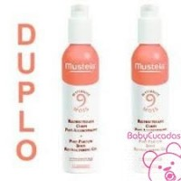 PACK DOBLE ANTIESTRIAS DOBLE ACCIÓN 150 ML MUSTELA 9 MESES