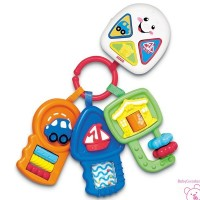 LLAVERO APRENDIZAJE 6-36 M FISHER-PRICE