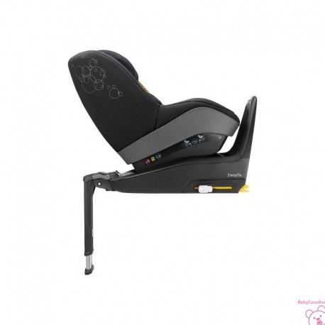 SILLA DE COCHE PACK 2 WAY MODERN BLACK