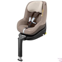 SILLA DE COCHE PACK 2 WAY WALNUT BROWN BEBECONFORT