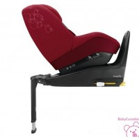 SILLA DE COCHE PACK 2 WAY RASPBERRY RED BEBECONFORT