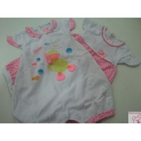 SET 2 PIJAMAS CORTOS MAYORAL 1790