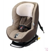 SILLA DE COCHE MILOFIX WALNUT BROWN BEBECONFORT