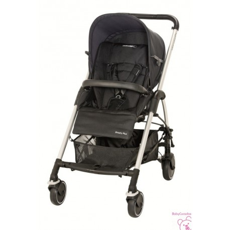 SILLA STREETY PLUS TOTAL BLACK BEBE CONFORT