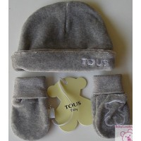 GORRO Y MANOPLAS BABY TOUS ROLLING-109