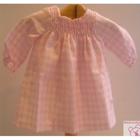 VESTIDO BABY TOUS VICHY-109