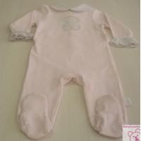 PELELE BABY TOUS SILVER-103
