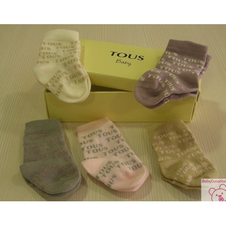 SET CALCETINES BABY TOUS SWEET-111-47