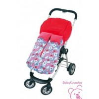 SACO SILLA INV. ESTAMPADO FLOWER SEA TUC-TUC