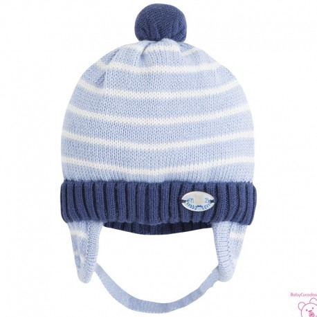 GORRO TRICOT RAYAS MAYORAL 9621