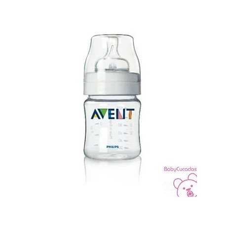 BIBERON 125 ML AVENT