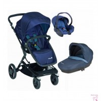 COCHECITO KOKOON FULL BLUE SAFETY
