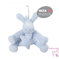 PELUCHE PACO MUSICAL 20CM NOUKIE'S MIX&MATCH