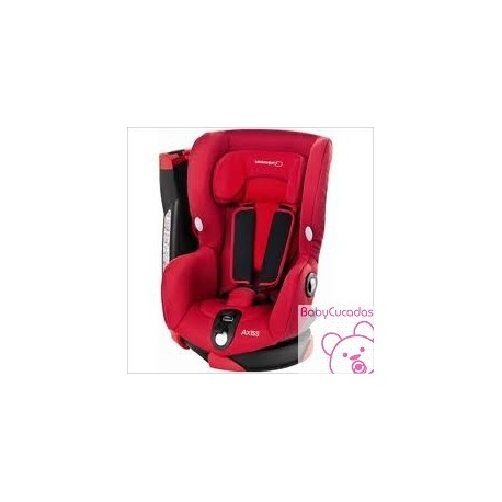 SILLA AXISS LIFESTYLE RED BEBECONFORT
