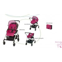 PACK STREETY PLUS SWEET CERISE BEBE CONFORT
