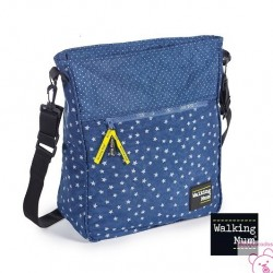 BOLSA SILLA PASEO DENIM BLUE WALKING MUM BY PASITO A PASITO
