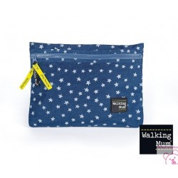 NECESER DENIM BABY WALKING MUM BY PASITO A PASITO