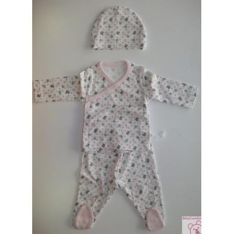 SET PRIMERA PUESTA BABY TOUS L.BEAR-501