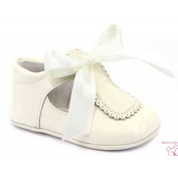 BOTITA BEBE CEREMONIA LEON SHOES 2616