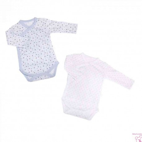 PACK 2 BODYS BABY TOUS FLY-606
