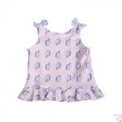 CAMISETA TIRANTE BABY TOUS SWIM ICE CREAM-608