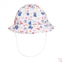 GORRO DE PLAYA NIÑA BABY TOUS SWIM ICE CREAM-605