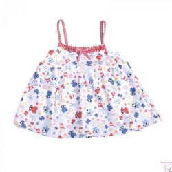 CAMISETA TIRANTE PLAYA BABY TOUS SWIM FACE-608