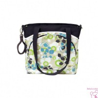 BOLSA TAG BAG FLOWER POWER DE HOPPOP