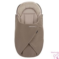 SACO BABYCOCOON WALNUT BROWN BEBECONFORT
