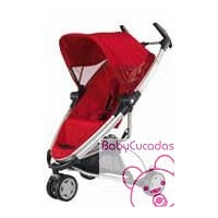 SILLA DE PASEO ZAPP XTRA REBEL RED