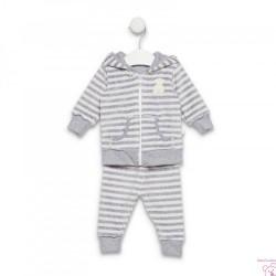 CHANDAL RAYADO STRIPE-705 BABY TOUS