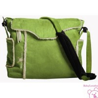 BOLSO WALLABOO LIME GREEN