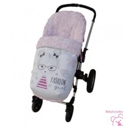 SACO SILLA POLIPIEL ESTAMPADA FASHION ROSY FUENTES 73523