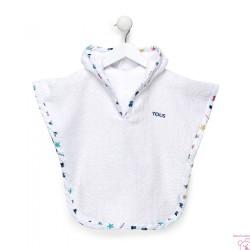 PONCHO DE PLAYA OCEAN-813 BABY TOU