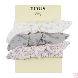 PACK DIADEMAS PLAYGROUND GIRL-907 BABY TOUS