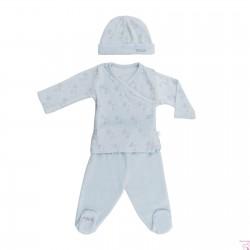 CONJUNTO PRIMERA PUESTA CONJUNTO PRIMERA PUESTA CONSTELT-901 BABY TOUS BABY TOUS
