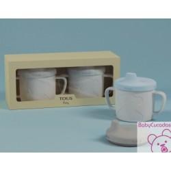 TAZA DE APRENDIZAJE BABY TOUS CUP BEAR-1001