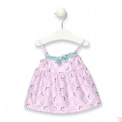 VESTIDO CORTO PLAYA FLYING-1008 BABY TOUS