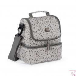 BOLSA TERMICA STARS BE GRIS WALKING MUM