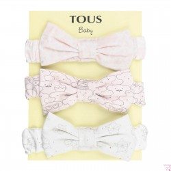 SET DIADEMAS MIX-1101 BABY TOUS
